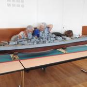 "Le ""USS-MISSOURI-BB63"""