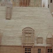 Les toits du Chateau de Chambord