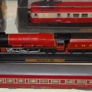 Locomotive à vapeur Duchess LMS