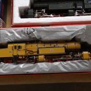 Locomotive à vapeur GT 2 x 4/4 Mallet K. Bay sts B 5751
