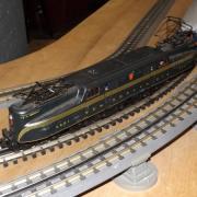 Locomotive électrique Pennsylvania Railroad 4801