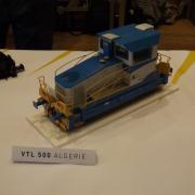 Locotracteur VTL 500 (Algérie)