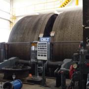 Machine d'extraction à vapeur