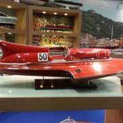 Stand Kiade Maquette du Ferrari