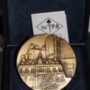 Médaille de la ville de Pantin