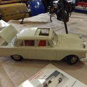 Mercédes Benz  220 S Gama 375 jouet mécanique de 1960