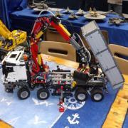 "Camion ""Mercedes-benz Arocs 3245"" Lego Technic"