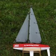 """Le """"Micro Magic 360"""" du Navi Model Club de Magny Val d'Europe"""