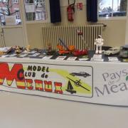 Model Club de Meaux - partie jouets anciens et automates