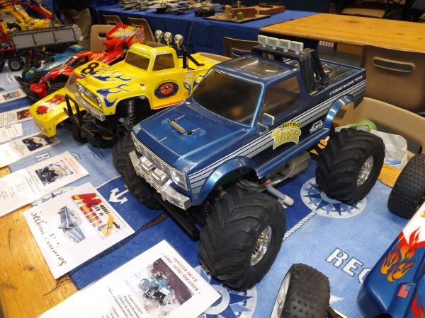 Monster truck Ford