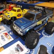 "Monster truck Ford ""Nitro Thrasher"" moteur 1,5 cm3"