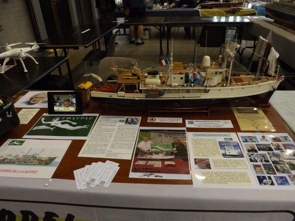 Navire océanographique du commandant Cousteau La