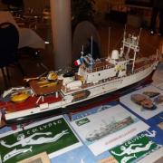 Navire océanographique la Calypso