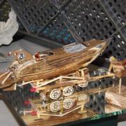 Offshore en bois réalisation de Freddy