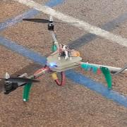 Original ce drone