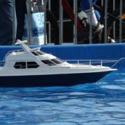 Petit yacht de croisière