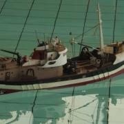 Premier essais de navigation pour le Rivoli