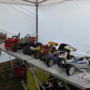 Quelques voitures du MC Meaux
