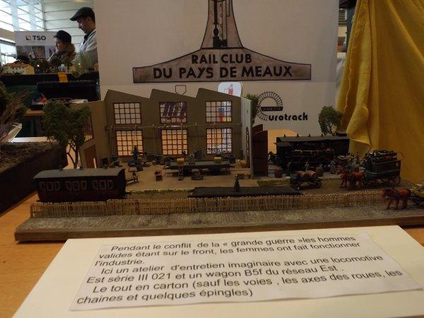 Rail Club de Meaux - Atelier d'entretien imaginaire