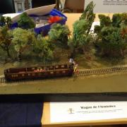 Rail Club de Meaux - Le wagon de l'Armistice
