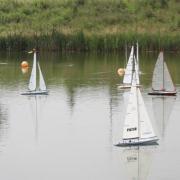 Régate des voiliers classe loisirs (photo JFL)