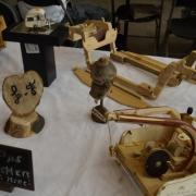 Remorque de dépaneuse en bois réalisation de Freddy D