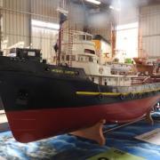 Remorqueur de haute mer Jacques Cartier