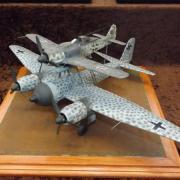 Reproduction d'avions allemands