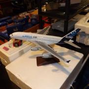 Reproduction d'un Airbus 380