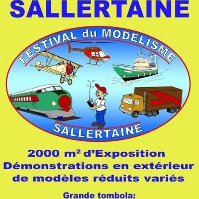 Festival du Modélisme à Sallertaine - (Juillet 2018)