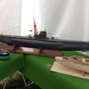 Sous-marin allemand un