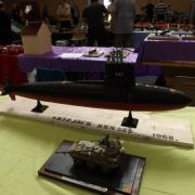 "Sous marin le ""Skip Jack SSN 585"""