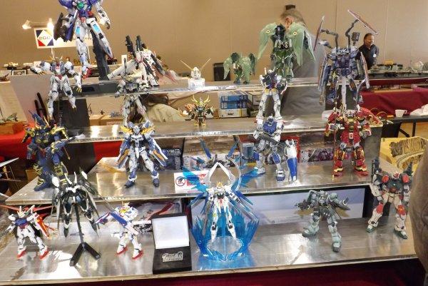 Stand dédié aux Transformers