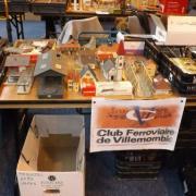 Stand du Club Ferroviaire de Villemomble