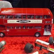 Superbe bus anglais