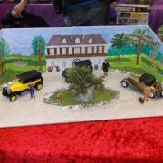 Superbe diorama de l'Association Fontainaise Maquettisme