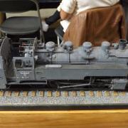 Superbe locomotive-tender