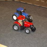 Tracteurs RC pour pilotage enfants