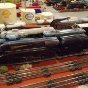 Train des années 40-50 Hornby et Jep