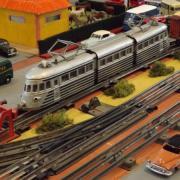 Train des années 40-50