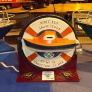 Tron de collecte pour les Sauveteurs en Mer