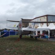 ULM Biplan privé