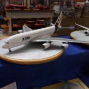 "Un ""Airbus A380-800"""