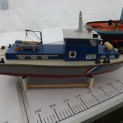 Un bateau école de la Gendarmerie