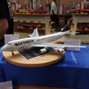 """Un """"Boeing 747-400"""" Iron Maiden"""