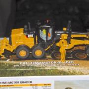 Un CAT 12M3 Motor Grader 85520