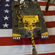 Un char américain