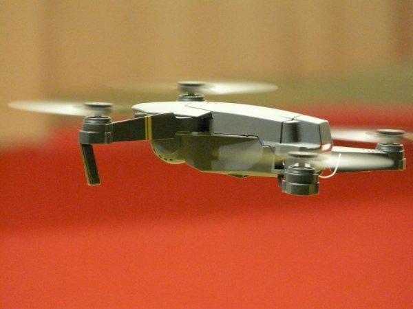 Un DroneX Pro en démonstration