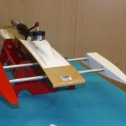 Un Hydro à propulsion thermique