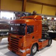 Un Magnifique Scania
